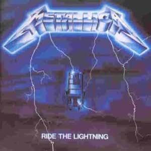 Ride the Lightning [CASSETTE]