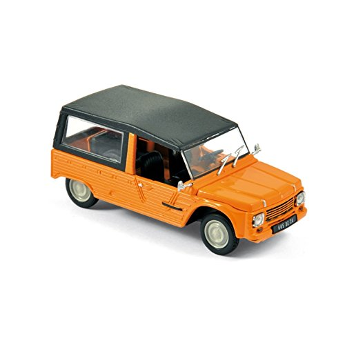 Norev 150922 – Citroën – Méhari – 1978 – Escala 1/43 – Orange Kirghiz