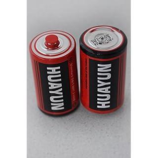 Batterien Typ D (Monozelle) R20, 1,5Volt 9er-Set