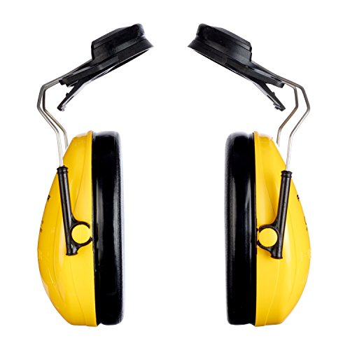 3M™ PELTOR™ Optime™ I Earmuffs, 26 dB, Yellow, Helmet Mounted, H510P3B-405-GU