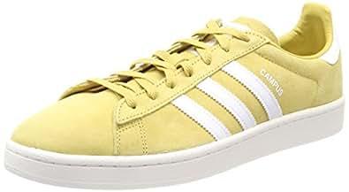 adidas Campus, Chaussures de Fitness Homme, Jaune (Pirita/Ftwbla/Blatiz 000), 40 2/3 EU