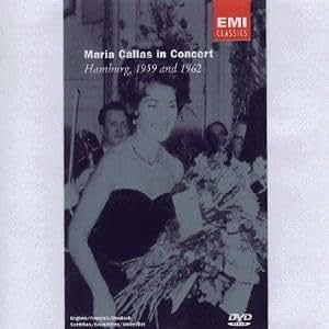 Maria Callas : En concert à Hambourg (1959 et 1962)