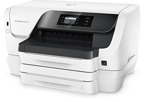 HP Officejet Pro 8218 Tintenstahldrucker (Drucker, HP Instant Ink, Duplex, WLAN, LAN, 500 Blatt Papierfach, HP ePrint, Apple Airprint, USB, 2400 x 1200 dpi) weiß - 6
