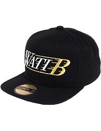 Wati b - Speedy b sb noir blc jr - Casquette américaine - Noir - Taille Unique
