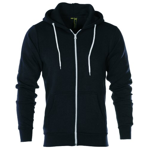 Raiken Vêtements de Flex Fleece Hoody Marine Bleu S