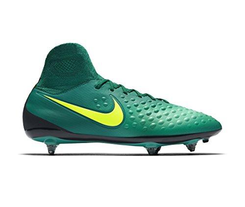 Nike  844521-375, chaussures de football homme Bleu