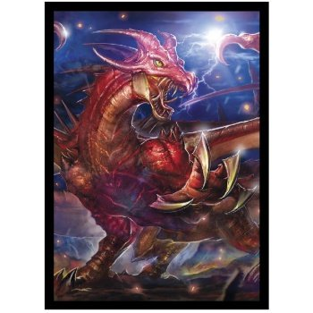legion-matte-sleeves-epic-draka-dragon-tyrant-60-sleeves