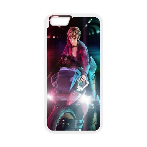 Deunan Knute Appleseed Ex Machina coque iPhone 6 Plus 5.5 Inch Housse Blanc téléphone portable couverture de cas coque EBDXJKNBO09813