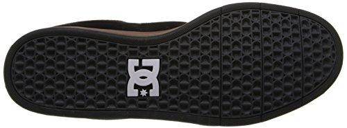 DC Shoes Crisis, Baskets mode homme multicouleur - Noir/gum