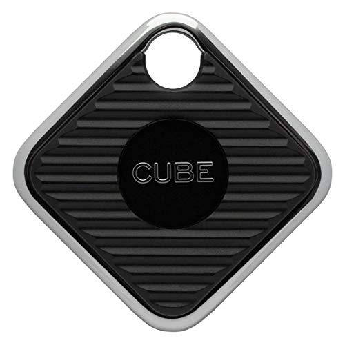 Cube Pro Key Finder Smart Tracker Bluetooth GPS Tracker per cani, bambini, gatti, bagagli, portafoglio, con app per telefono, dispositivo di tracciamento impermeabile batteria sostituibile