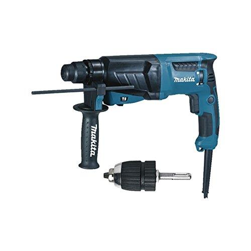 Makita HR2630X7Bohrhammer, Elektrisch, mit Kabel, 800W SDS-Plus