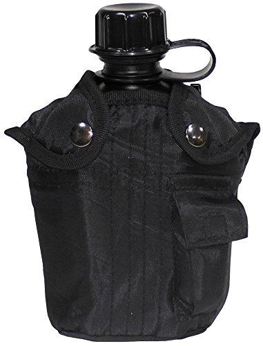 MFII US-Feldflasche, schwarz, 1 L
