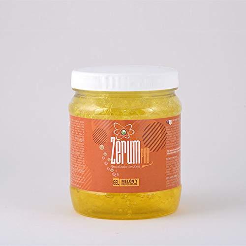 Zerum Pro Gel, Perfume sólido (Melon y Frutos Rojos) - 900 gr.