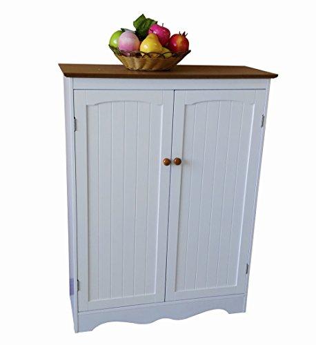 Homecharm-intl 77x30x101CM küchenschrank/buffetschrank/sideboard/Bücherschrank, HC-012