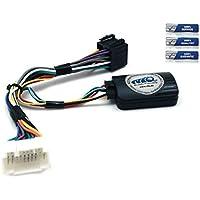 NIQ Lenkradfernbedienungsadapter geeignet für PIONEER Autoradios, kompatibel mit Suzuki Grand Vitara / Kizashi / Swift / Splash / SX4