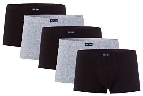 MioRalini 5er Pack Boxershort - Pants - Retroshorts für den Herren 95% Baumwolle 5% Elastan MR Sport 02 A