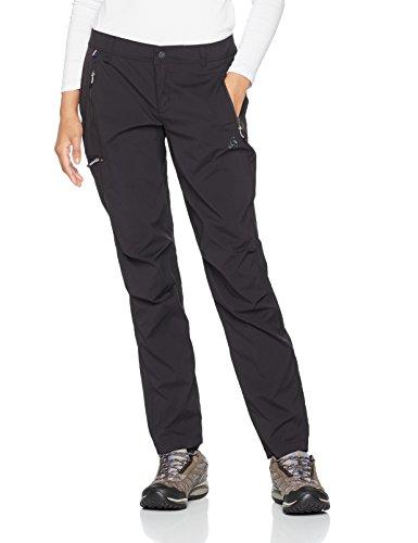 Odlo Damen Pants Short Length WEDGEMOUNT Hose, Black, 42