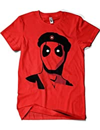 796-Camiseta Deadpool Che