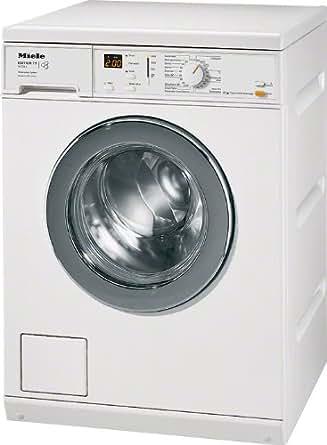 Miele W 3164 Intégré Charge avant 7kg 1400tr/min A+ Blanc machine à laver - Machines à laver (Intégré, Charge avant, Blanc, Chrome, 7 kg, 1400 tr/min)