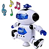 Dancing Robot With 3D Lights And Music