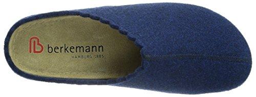 Berkemann Laurina, Pantoufles Maison femme Blau (royalblau 312)