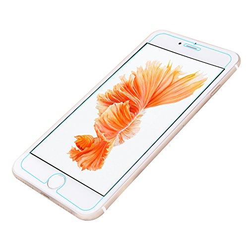 Meimeiwu 9H Nano Anti-Burst Vetro Temperato Pellicola Protettiva per Iphone 7 Plus - Trasparente H