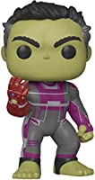 Funko 36659 POP Bobble: Avengers Endgame: Hulk Multi