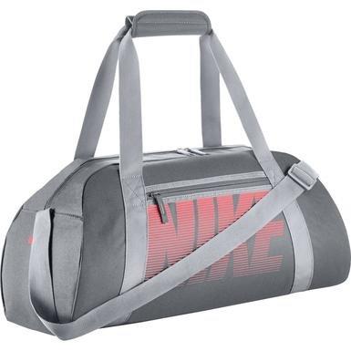 Nike Women 's Gym Club Sporttasche, Damen Einheitsgröße gris (cool grey / wolf grey / lava glow)