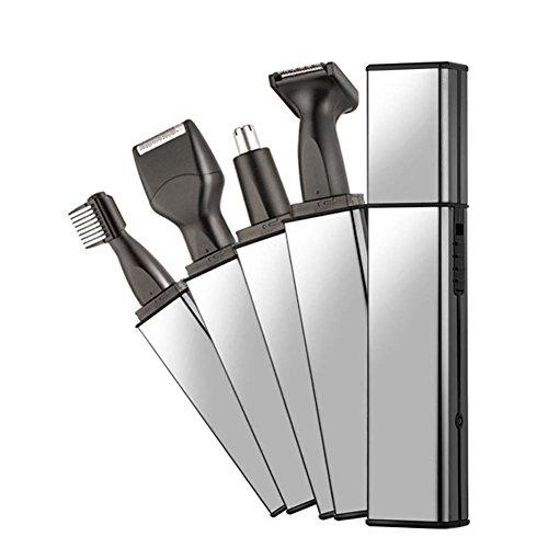 Afeitadoras Eléctricas Para Hombre 4 En 1 Profesional Multifunción  Impermeable Barbero Recargable Cortador De Pelo De Ceja De Na 907a2681b59b