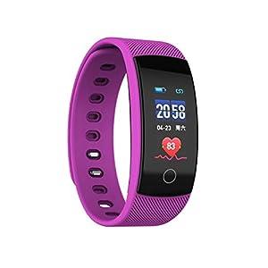 NUYAN Sport-ArmbandHealth & Fitness Tracker, IP67 Impermeable Calorie Counter Watch Fitness Tracker Watch con Monitor de frecuencia cardíaca Monitor de Actividad 1