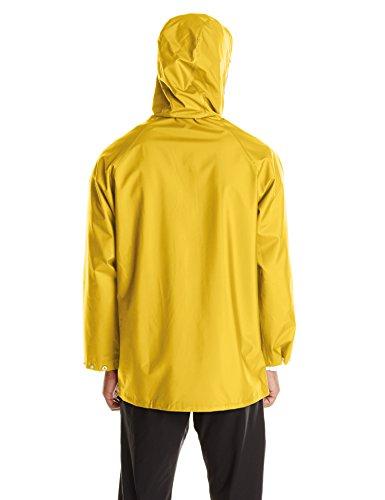 Helly Hansen Workwear Helly Hansen PVC Regenjacke Mandal Jacket 70129 100% wasserdicht 310 XL, 34-070129-310-XL gelb