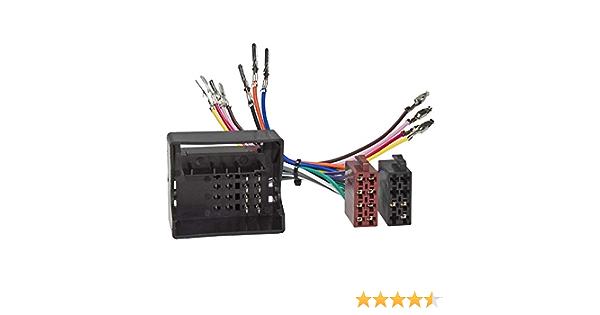 Tomzz Audio 7000 001 Radio Adapter Kabel Quadlock Elektronik