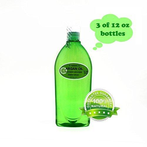 Argan Marrakesh Moroccan Oil 100% Pure Uncut 36 Oz
