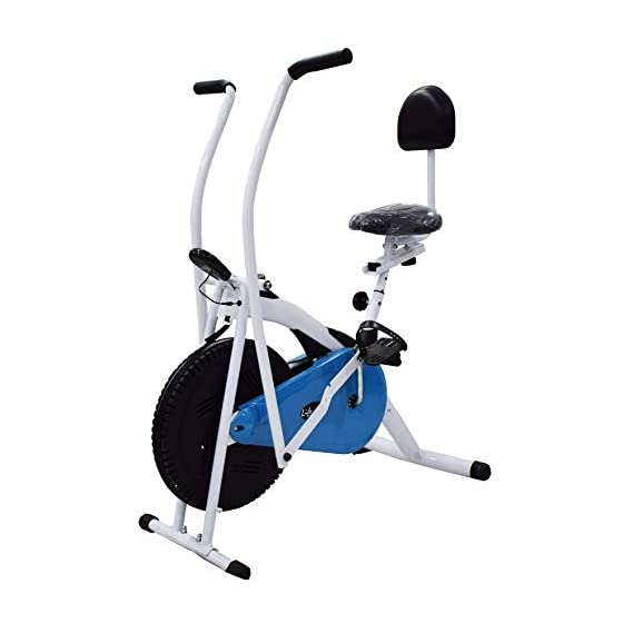 Lifeline 103DLXBSBL Exercise Bike
