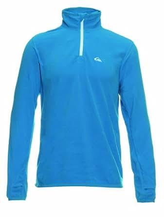 Quiksilver Aker Half Zip Men's Sweatshirt Azul Blue Small