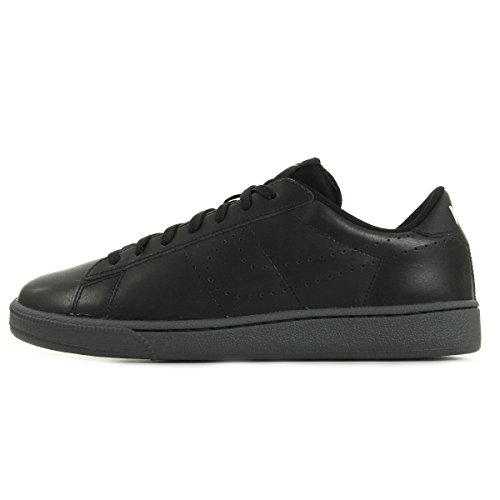 Nike Uomo Tennis Classic Cs scarpe da ginnastica Nero / Grigio / Bianco (Black / Dark Grey-bianco)