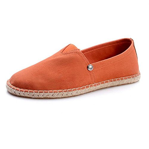 Mr. LQ - Die Mode der Männer zieht die Schweiß-beiläufigen flachen Schuhe an Orange