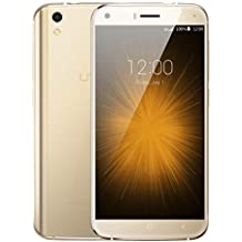 Original UMIDIGI London Smartphone 5.0 Zoll Android 6.0 MTK6580 1.3GHz Quad Core Handy 1GB RAM 8GB ROM 1280 * 720 3G WCDMA schroff Anti-Fall Handy