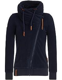 Naketano Female Zipped Jacket Jüberagend