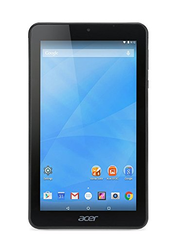 "Acer Iconia One 7 - B1-770-2Ckk-316T 7"" Schwarzes Touch Tablet (MediaTek Quad-Core, 16GB Speicher, Android)"