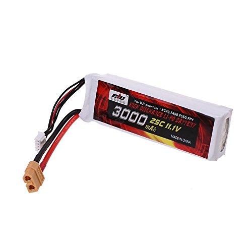 Jian Ya Na 3S 3000mAh 11.1V 3.0Ah Lipo reemplazo batería