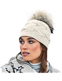 86e5ee62dbd Amazon.co.uk  Seeberger - Skullies   Beanies   Hats   Caps  Clothing
