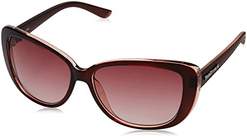 Fastrack Bug Eye Sunglasses (Purple) (P237PR2F) image
