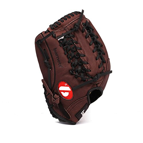 barnett-sl-125-gant-de-baseball-cuir-outfield-13-pour-gaucher-marron