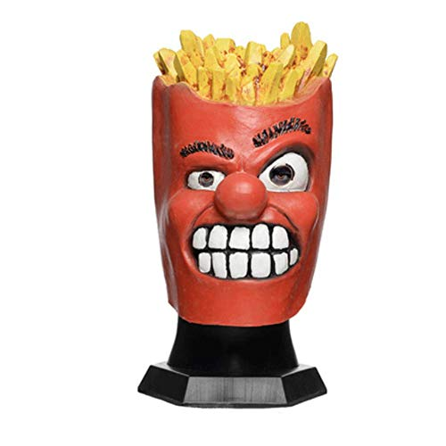 LLU Gemüse und Obst Lustige Cosplay Ball Party Bar Helm Halloween Lustige Latex Maske (Lustige Date Kostüm)
