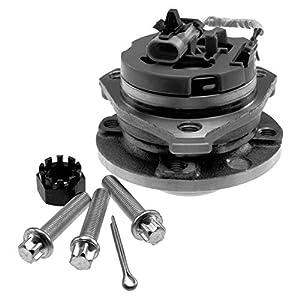 1x Radlagersatz mit integriertem ABS-Sensor Vorderachse vorne nur 4-Loch Felge mit ABS