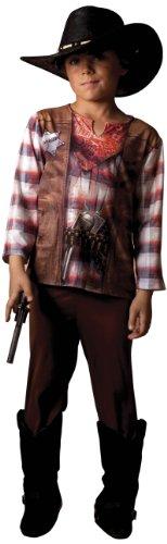 César B576-004 - Disfraz de vaquero para niño (6 años)