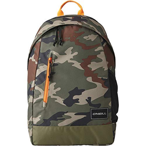 O'Neill Rucksack Backpack Moment Backpack dunkelgrün Camouflage