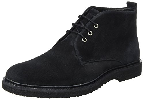 Royal Republiq Cast Creep Midcut Suede, Derbys Homme