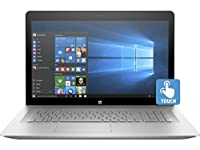 HP Envy 15t High Performance Laptop PC with UHD 4K Touchscreen ( i7 Processor, 12 GB, 1TB HDD + 128 GB SSD, 15.6 Inch UHD (3840 x 2160) Touchscreen, Backlit Keyboard, Bluetooth, Windows 10)